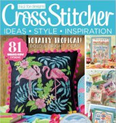 CrossStitcher - Issue 333 - July 2018 - Dennis Publishing Ltd