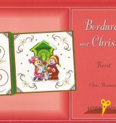 Hobbydols 6 - Stitching with Chrissie Christmas - Chris Bosmans (Dutch)
