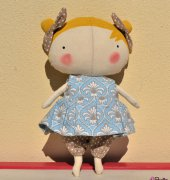 Sweetheart Doll-Tilda - Tone Finnager