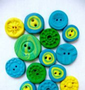 Make Your Own Buttons from Polymer Clay by Linda Permann (Lindamade)(Craftsylish) - free