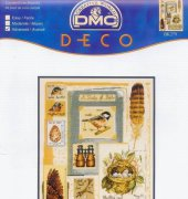 Birds Sampler - BK279 - Deco - DMC