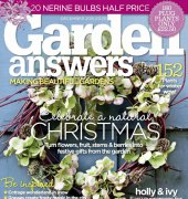 Garden Answers - December 2015 - Bauer Consumer Media Ltd