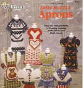 Dish Bottle Aprons - 963417 - Diane T.Ray - the Needlecraft Shop