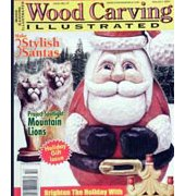 Wood Carving Illustrated - Issue 17 - Holiday 2001 - Fox Chapel Publishing