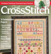 Just CrossStitch - Volume 36 Number 4 - August 2018 - Hoffman Media Inc