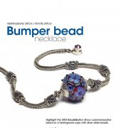 Bumper Bead Necklace - Bead and Button Magazine February 2015 - Julia Gerlach - Free