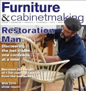 Furniture and Cabinetmaking - Issue 253 - January 2017 - Guild of Master Craftsman GMC Publications Ltd