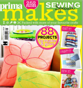 Prima Makes Sewing Special - Issue 21 - April 2018 - Hearst Magazines UK