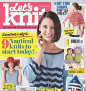 Let's Knit - Issue 121 - August 2017 - Aceville Publications Ltd.