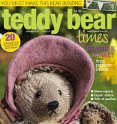 Teddy Bear Times - Issue 216 - April-May 2015 - Ashdown