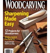 Wood Carving Illustrated - Issue 50 - Spring 2010 - Fox Chapel Publishing