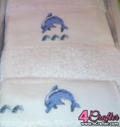 delfin towels