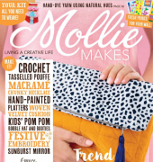 Mollie Makes - Issue 97 - 2018 - Immediate Media