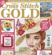 Cross Stitch Gold - Issue 148 - June 2018 - Immediate Media