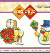 Card Deco 4 - Ann, Chrissie and Sjaak