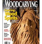 Wood Carving Illustrated - Issue 46 - Spring 2009 - Fox Chapel Publishing