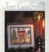 Just CrossStitch - Vol. 2 No. 4 - November-December 1984 - Hoffman Media Inc.