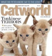 Catworld - #444 - March 2015 -Ashdown Broadcasting