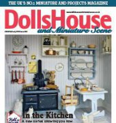 DollsHouse and Miniature Scene - Issue 249 - February 2015 - Warners Group Publications