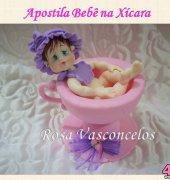 Drink in clay cup clay - Rosa Vasconcelos - Portuguese - free