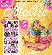Mollie Makes - Issue 80 - 2017 - Immediate Media