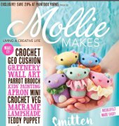 Mollie Makes - Issue 78 - 2017 - Immediate Media