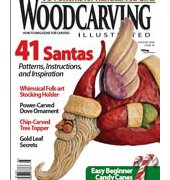 Wood Carving Illustrated - Issue 45 - Holiday 2008 - Fox Chapel Publishing