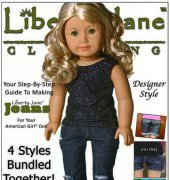 "Jeans Bundle - Fits 18"" Dolls - Liberty Jane Clothing"