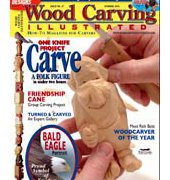 Wood Carving Illustrated - Issue 27 - Summer 2004 - Fox Chapel Publishing