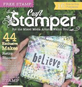 Craft Stamper - Issue 207 - August 2017 - Taplet Publications