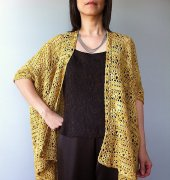 83fbdcf6f8ee04 Arianna - two-way floral lace cardigan - Vicky Chan