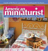 American Miniaturist - Issue 143 - March 2015 - Ashdown