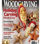 Wood Carving Illustrated - Issue 49 - Holiday 2009 - Fox Chapel Publishing