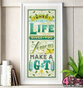 When Life Gives You Lemons - Emma Congdon - Stitchrovia