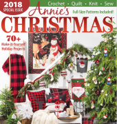 Annie s Christmas - Special Issue 2018 - Annie s Publishing