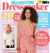 Make It Today Dressmaker - Issue 32 - March 2018 - Aceville Publications