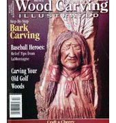 Wood Carving Illustrated - Issue 19 - Summer 2002 - Fox Chapel Publishing