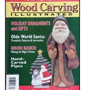 Wood Carving Illustrated - Issue 13 - Holiday 2000 - Fox Chapel Publishing