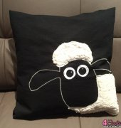 Shaun the Sheep Pillow - Unknown