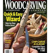 Wood Carving Illustrated - Issue 43 - Summer 2008 - Fox Chapel Publishing