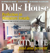 The Doll's House Magazine - Issue 208 - September 2015 - GMC Publications