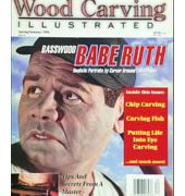 Wood Carving Illustrated - Issue 3 - Summer 1998 - Fox Chapel Publishing