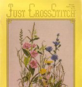 Just CrossStitch - Vol. 3 No. 5 - March-April 1986 - Hoffman Media Inc.