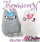 Mewnicorn Pillow Plush - Choly Knight - Sew Desu Ne? - Free