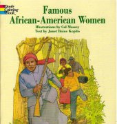 Famous African-American Women - 2002 - Cal Massey - Dover Publishing