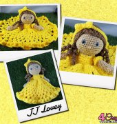 JJ Princess Lovey - Kelli Jos Newcome - Kelli's Kreations