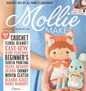 Mollie Makes - Issue 89 - Mar 2018 - Immediate Media