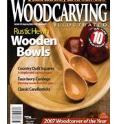 Wood Carving Illustrated - Issue 40 - Fall 2007 - Fox Chapel Publishing