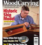 Wood Carving Illustrated - Issue 34 - Spring 2006 - Fox Chapel Publishing