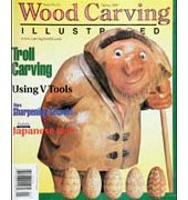 Wood Carving Illustrated - Issue 10 - Spring 2000 - Fox Chapel Publishing